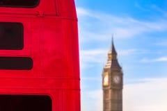 London Sightseeing Bus Tour Stock Image