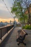 London sikter Fotografering för Bildbyråer