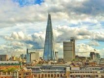 london skärva Royaltyfria Bilder