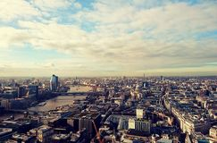 London Skygarden Ansicht Stockbilder