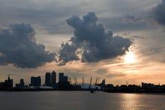 London-Skyline Stockfoto