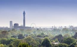London skyline Stock Image