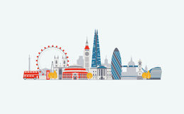 Free London Skyline Stock Photo - 50595050
