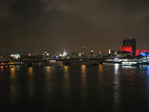 The London skyline Royalty Free Stock Photography