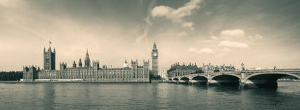 London skyline Royalty Free Stock Photos