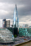 London Skyline with City Hall ande Shard royalty free stock images