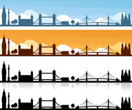 London Skyline Stock Images