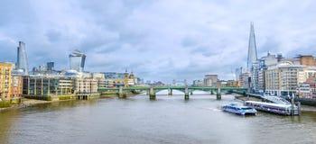 London skyline, England Stock Photography