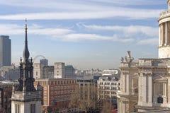 London skyline Royalty Free Stock Images
