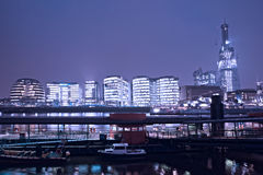 London-Skyline London, Großbritannien Lizenzfreie Stockfotografie