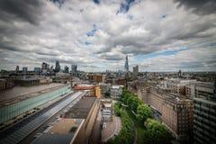London skyline shard Royalty Free Stock Photos