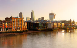 London skyline, UK, England Stock Image