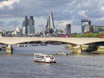 London skyline stock photos