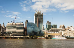 London skyline Stock Photos