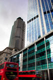London skyscrapers Stock Photo