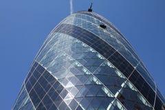 London skyskrapa Arkivbild
