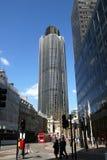 London skyskrapa, torn 42 Arkivbilder