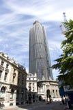 London skyskrapa, torn 42 Arkivfoton
