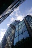 london skyskrapor Royaltyfri Bild