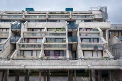 London slumkvarter Arkivfoton
