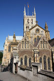London - Southwark Cathedral Royalty Free Stock Photography
