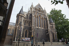 London - Southwark Cathedral Royalty Free Stock Photos