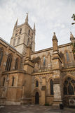 London - Southwark Cathedral Stock Image