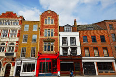 London Southwark old brick buildings Stock Photo