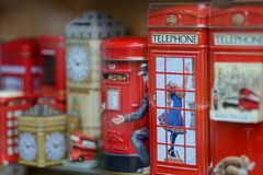 London souvenir Stock Photo