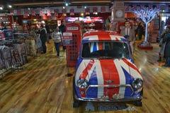 London souvenir store Royalty Free Stock Image