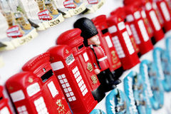 London souvenirs Royalty Free Stock Image