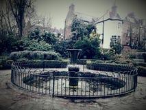 London springbrunn Royaltyfri Foto
