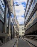 London St George`s Lane stock photo