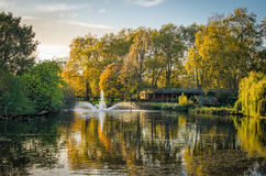 London, St James Park Stock Image