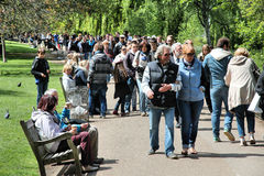 London - St. James's Park Stock Photography