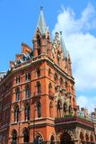 London St Pancras Royalty Free Stock Image