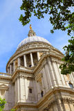 London St Paul Pauls Cathedral in England Royalty Free Stock Photos