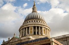 London, St Paul's Cathedral Royalty Free Stock Image