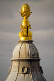 London St. Paul s Cathedral Dome Stock Images