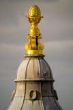 London St Paul s domkyrkakupol Arkivbilder