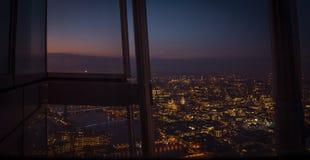 London stad Arkivfoton