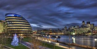 London stad, torn av London Arkivfoto