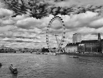 London stadskärna Arkivfoton