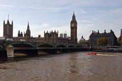 London stadssikt Royaltyfri Bild