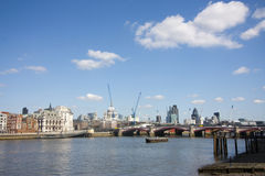 London-Stadt-Skyline Stockfotos