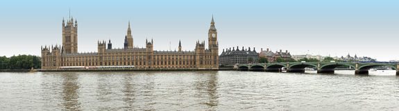 London-Stadtbild Lizenzfreies Stockfoto