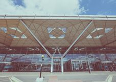 London Stansted airport Royalty Free Stock Images
