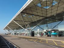 London Stansted airport royalty free stock photos