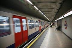 london station underground Стоковые Фото