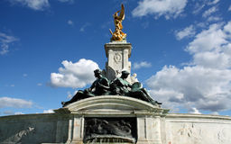 London Statues Royalty Free Stock Photography